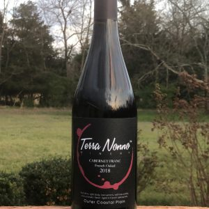 Cabernet Franc (French Oaked)